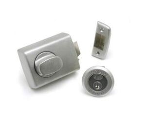 Deadlatch Lock Type